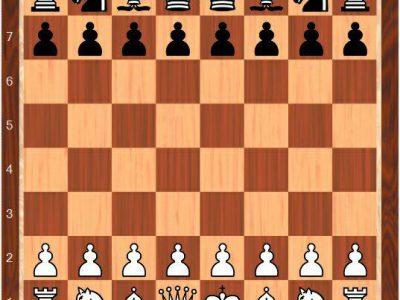 صفجه شطرنج
