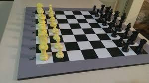 صفحه شطرنج دو