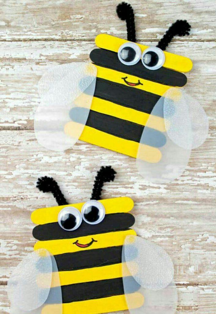 کاردستی زنبور