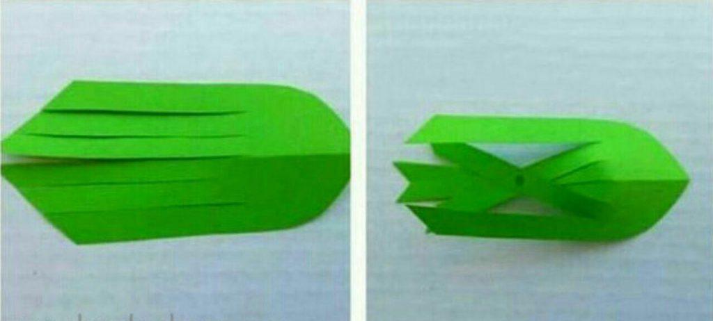 ماهی کاغذی یک
